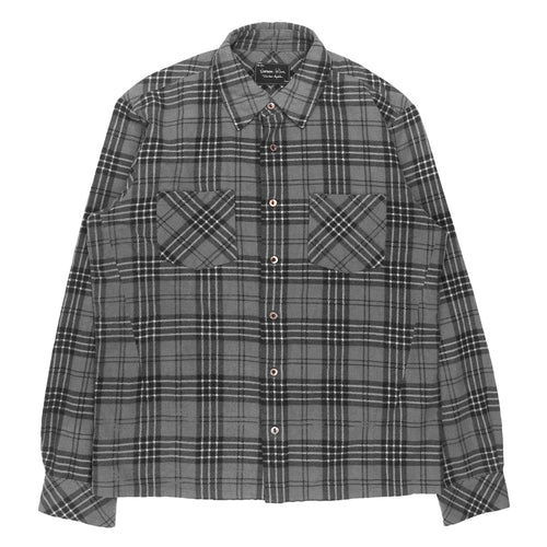 Number (N)ine Montana Plaid Flannel - SS06