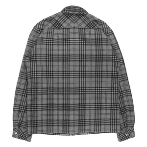"Number (N)ine Montana Plaid Flannel - SS06 ""Welcome to the Shadow"""