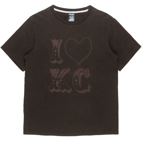 "Number (N)ine ""I Love KC"" Tee - SS07 ""About A Boy"""