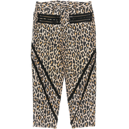 Number (N)ine Leopard Bondage Pants - SS/AW03