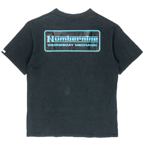 "Number (N)ine Wednesday Mechanic Tee - SS00 ""Extra Heavy"""