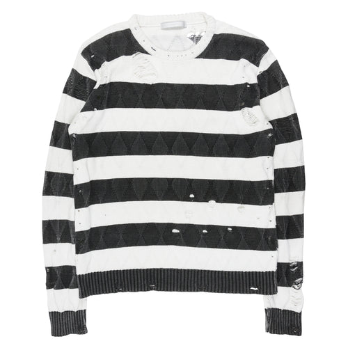Number (N)ine Striped Sweater - SS02