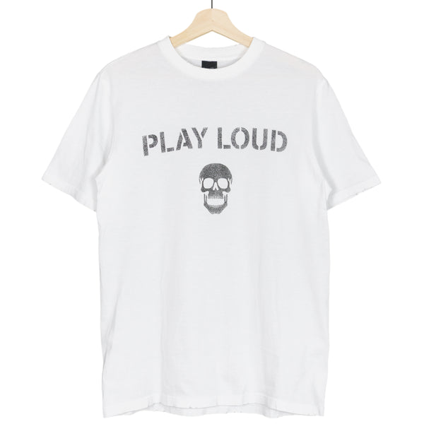 "Number (N)ine ""PLAY LOUD"" Tee - SS04 ""Dream Baby Dream"""