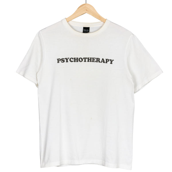 "Number (N)ine ""PSYCHOTHERAPY"" Tee - SS03"