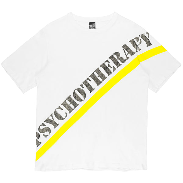 "Number (N)ine ""Psychotherapy"" Tee - SS/AW03 ""Touch Me I'm Sick"""