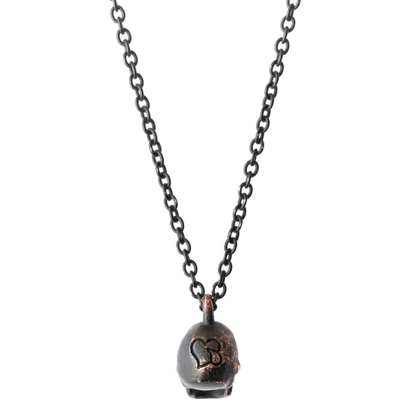 "Number (N)ine Skull Necklace - SS06 ""Welcome to the Shadow"""