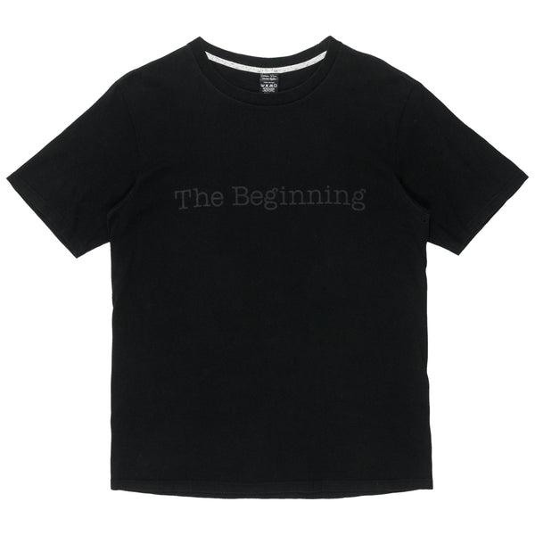 "Number Nine ""The Beginning, Last Say Good Bye"" Tee - AW09 ""A Closed Feeling"""