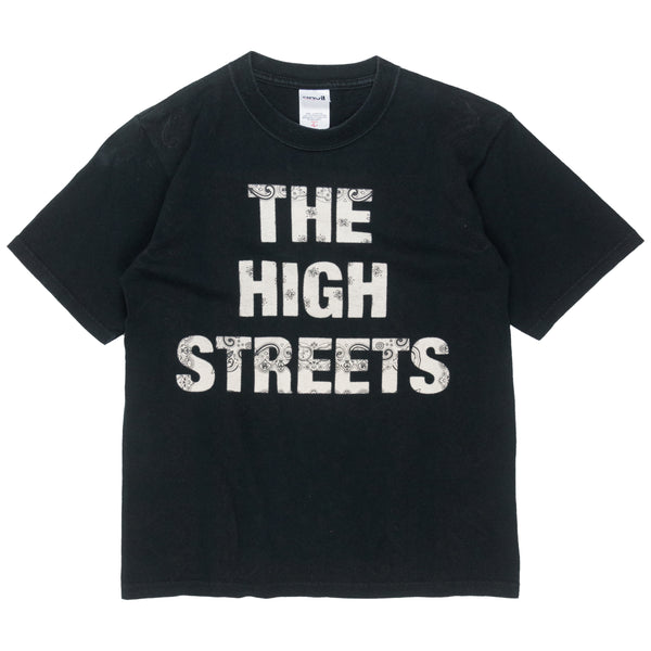 "Number (N)ine ""The High Streets"" Bandana Tee - AW05 ""The High Streets"""