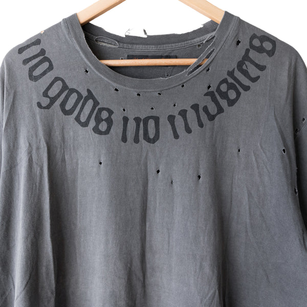 "Undercover No Gods No Masters Tee - SS03 ""Scab"""