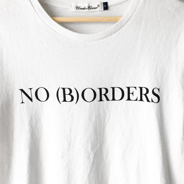 Undercover No (B)orders Tee - AW15