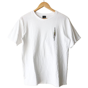 "Number (N)ine White Ortega Tee - AW05 ""The High Streets"""