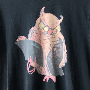Undercover Undercoverism Black Owl Tee