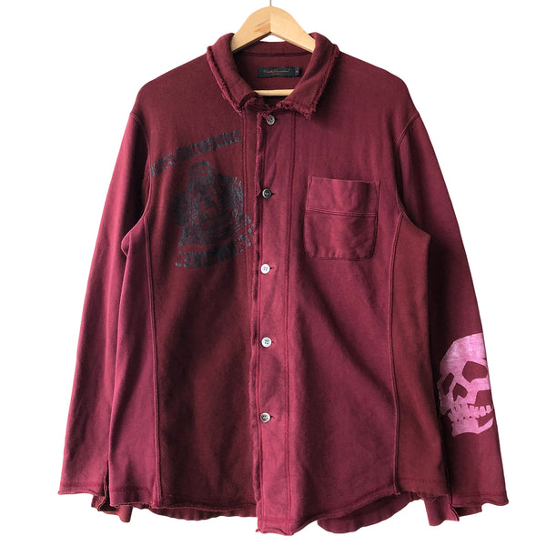 "Undercover Docking Shirt - AW03 ""Paper Doll"""