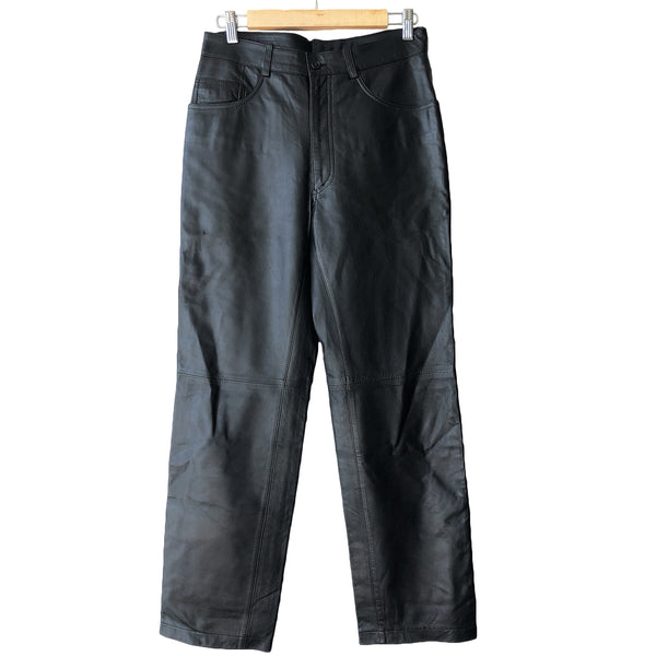 Paul Smith Lambskin Leather Jeans