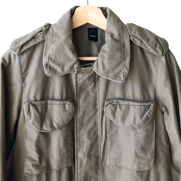 Pledge M65 Sage Green Jacket