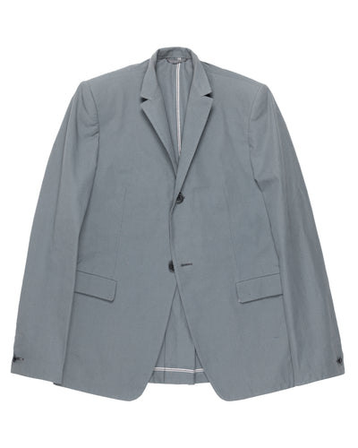 Carol Christian Poell Grey Self Edge Suit - 2009 MALE
