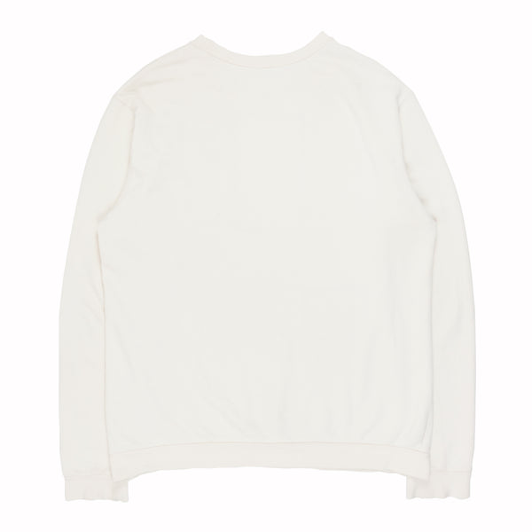 "Raf Simons Alamo Crewneck Sweatshirt - AW05 ""History of My World"""