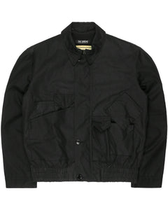 "Raf Simons Multi-Pocket ""Shipwreck"" Work Jacket - AW04 ""Waves"""