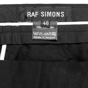 "Raf Simons Flat Front Trousers - SS99 ""Kinetic Youth"""