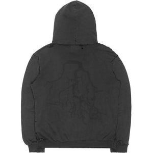 "Raf Simons ""Virginia Creeper Roots"" Hoodie - AW02 ""Virgina Creeper"""