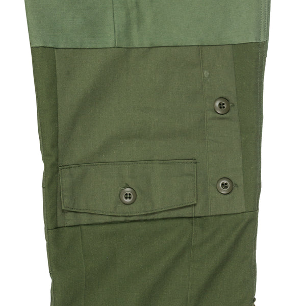 Rebuild by Needles Reconstructed Cargo Trousers