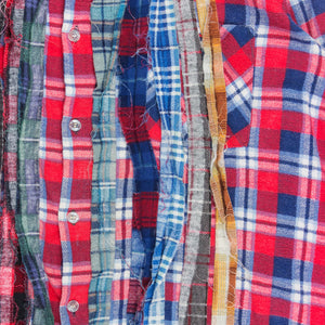 Rebuild by Needles Ribbon Flannel