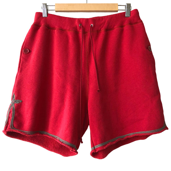 "Undercover Stitch Sweatshorts - SS13 ""Talking Heads"""