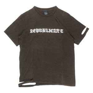 "Number (N)ine ""Republican't"" Tee - AW04 ""Give Peace a Chance"""