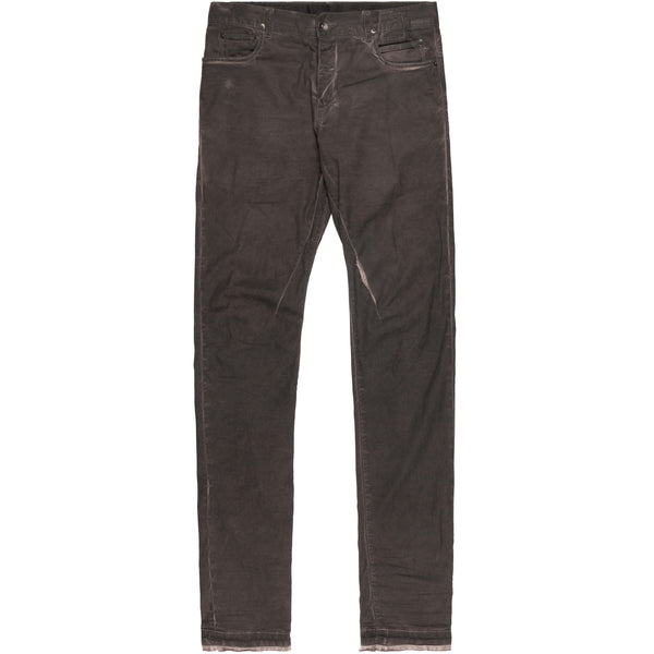 Rick Owens DRKSHDW Dust Brown Denim Jeans
