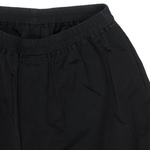 "Rick Owens Black Nylon Shorts - SS14 ""Vicious"""
