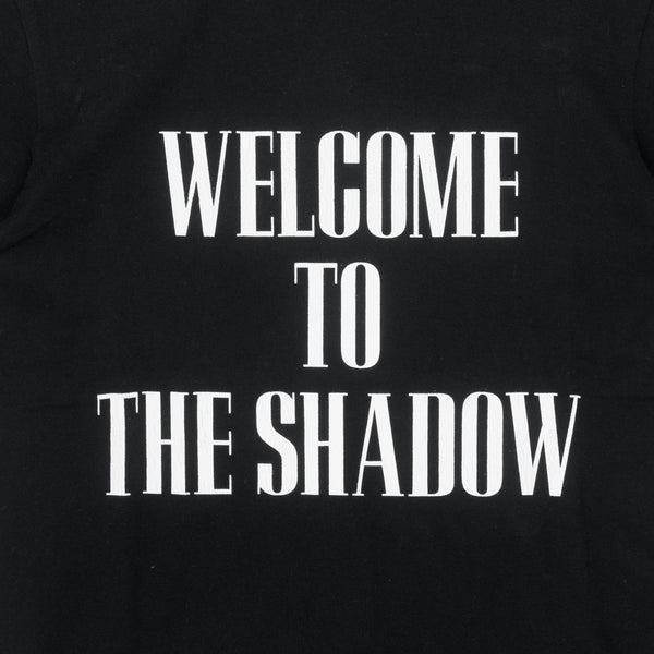 "Number (N)ine ""Welcome to the Shadow"" Tee - SS06 ""Welcome to the Shadow"""