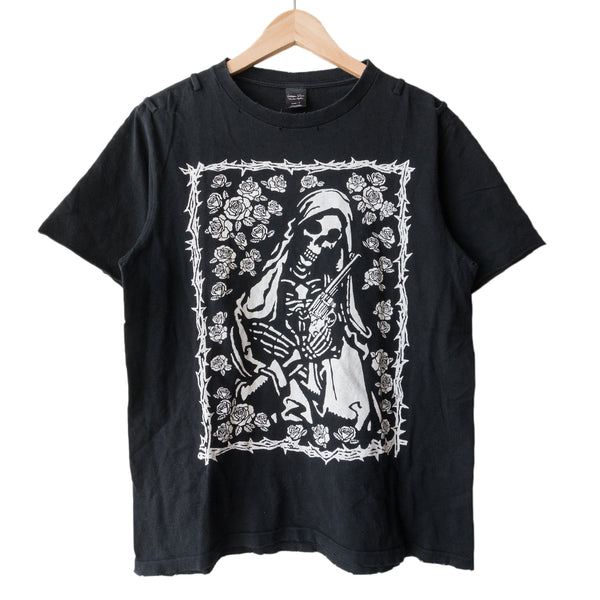"Number (N)ine Skeletal Mary Tee - SS06 ""Welcome to the Shadow"""