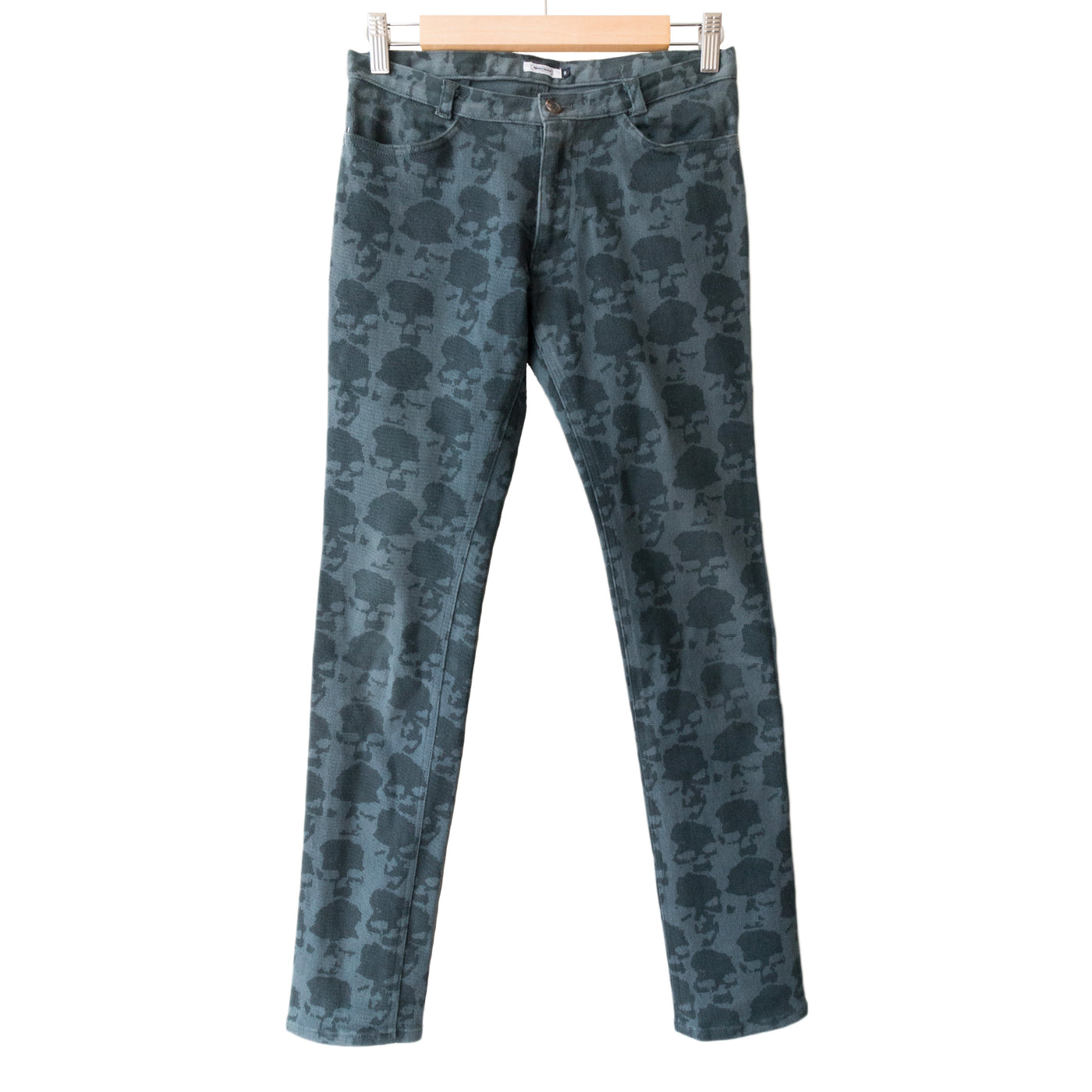 Undercover Skull Jeans - AW01