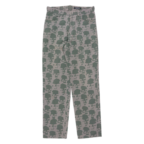 Undercover Skull Camo Trousers - AW96