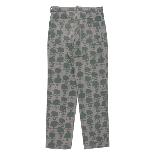 "Undercover Skull Camo Trousers - AW96 ""Under the Cover"""
