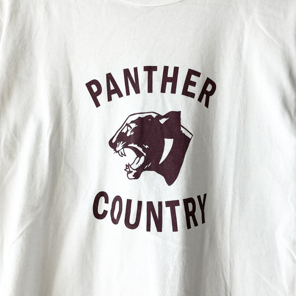 Sophnet. Panther Country Tee - SS12