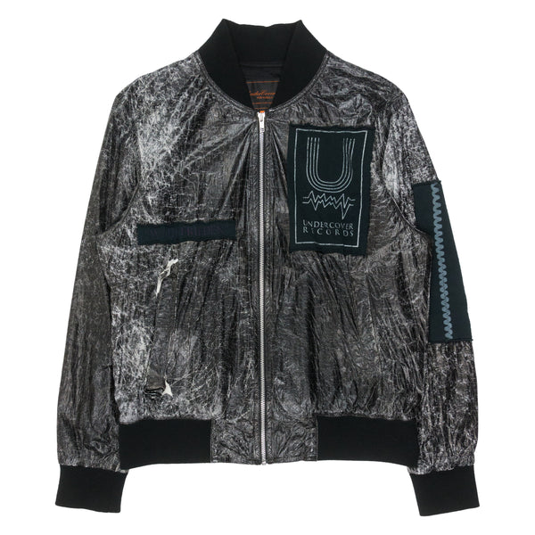 "Undercover ""The SSSSS"" Bomber Jacket - SS06 ""T"""