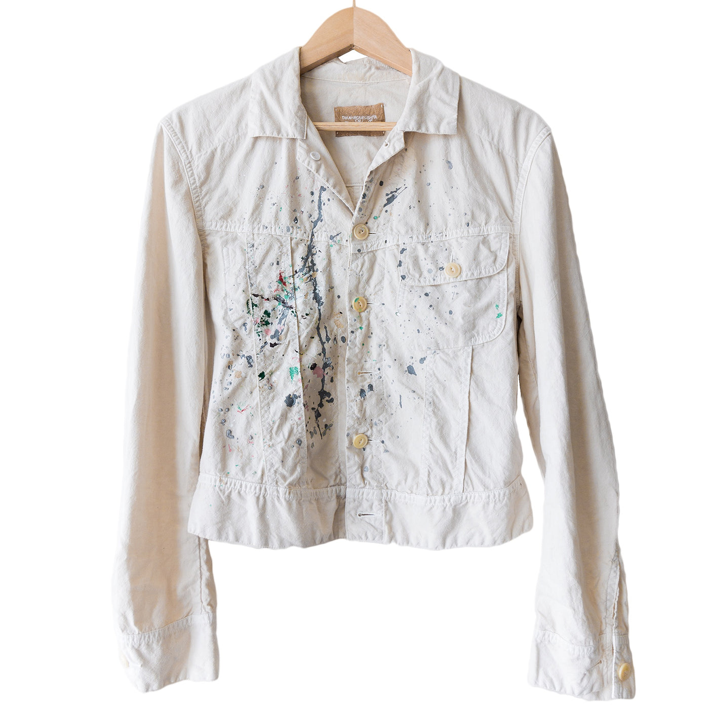 TAKAHIROMIYASHITA The Soloist Painter Jacket - SS12