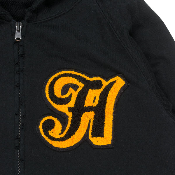 "Number (N)ine  Black ""The High Streets"" Hoodie - AW05 ""The High Streets"""