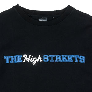 "Number (N)ine The High Streets Tee - AW05 ""The High Streets"""