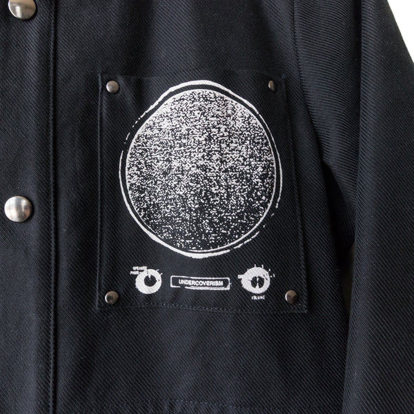 "Undercover Speaker Jacket - AW07 ""Knit"""