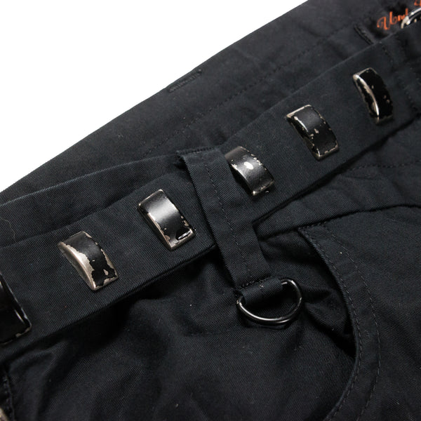 "Undercover Studded Belt Trousers -  SS06 ""T"""