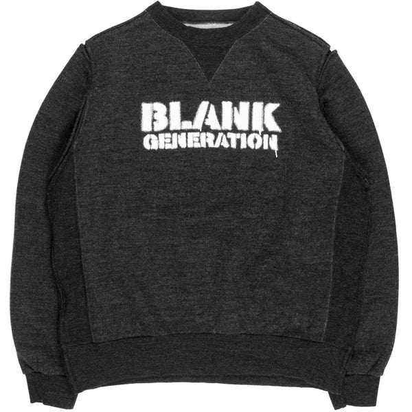"Undercover Blank Generation Sweater - AW99 ""Ambivalence"""