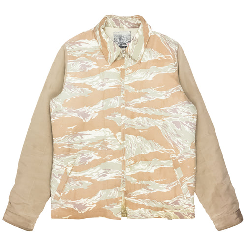 Undercover Sand Tiger Camo Work Jacket - AW01 -