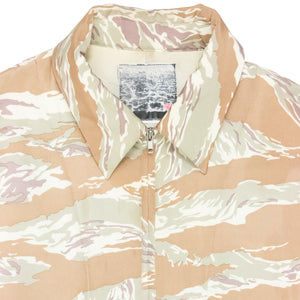 "Undercover Sand Tiger Camo Work Jacket - AW01 - ""D.A.V.F."""