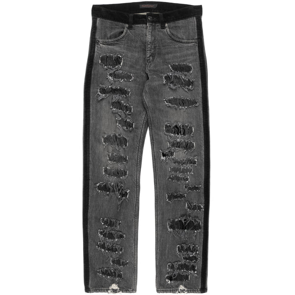 "Undercover Crash Denim - AW02 ""Witch's Cell Division"""