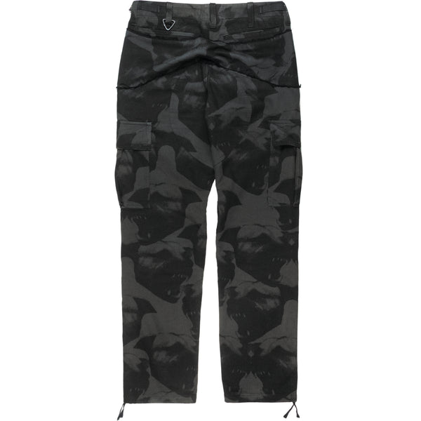 "Undercover Dog Camo Cargo Trouser - AW03 ""Paperdoll"""