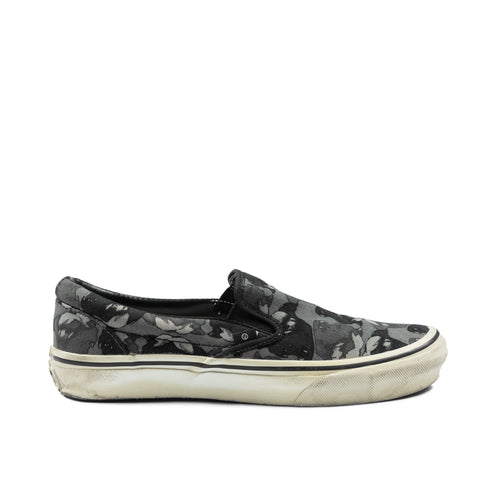 Undercover x Vans Dog Camo Slip-On Shoes - AW03