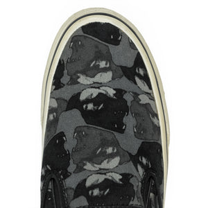 "Undercover x Vans Dog Camo Slip-On Shoes - AW03 ""Paperdoll"""