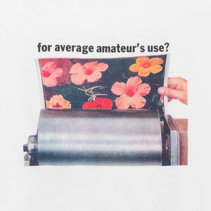 "Undercover x Fragment Design ""For Average Amateur's Use?"" Tee - SS04"